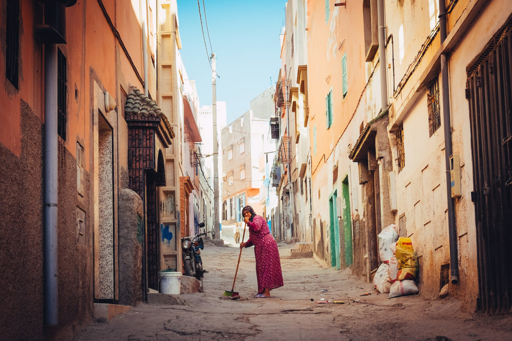 Morocco - Street photography collection from Agadir, Taghazout and Imsouane, Morocco.