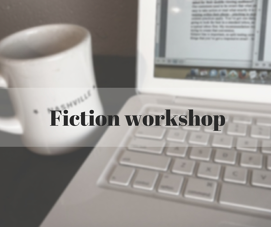 Online workshops are tricky. Will they solve your problem? Do they contain information you don't already know? Are they worth your money? The truth is education is ongoing. That's one of the reasons I created Fiction Workshop: for people who are creative, know they can write well and want to write better.