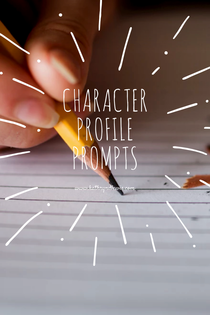 Character profile prompts