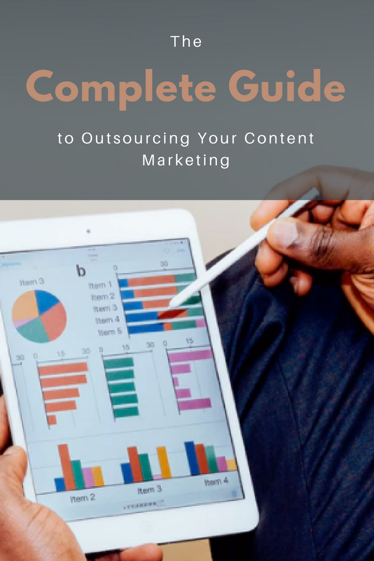 The complete guide to outsourcing your content marketing ...