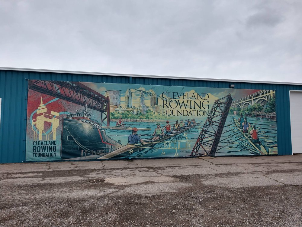 cleveland rowing foundation -