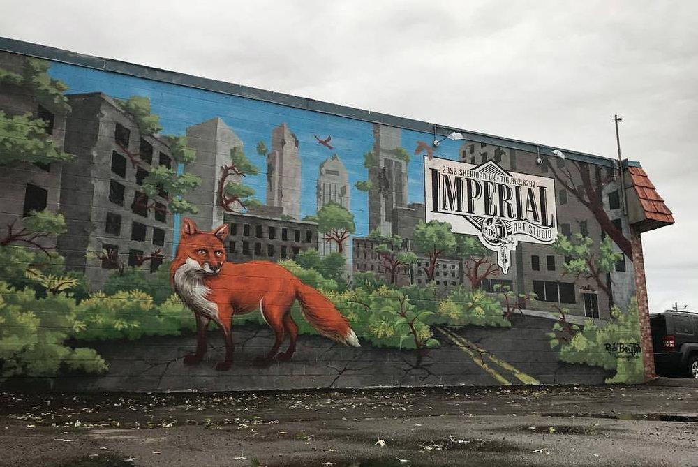 imperial art studios -