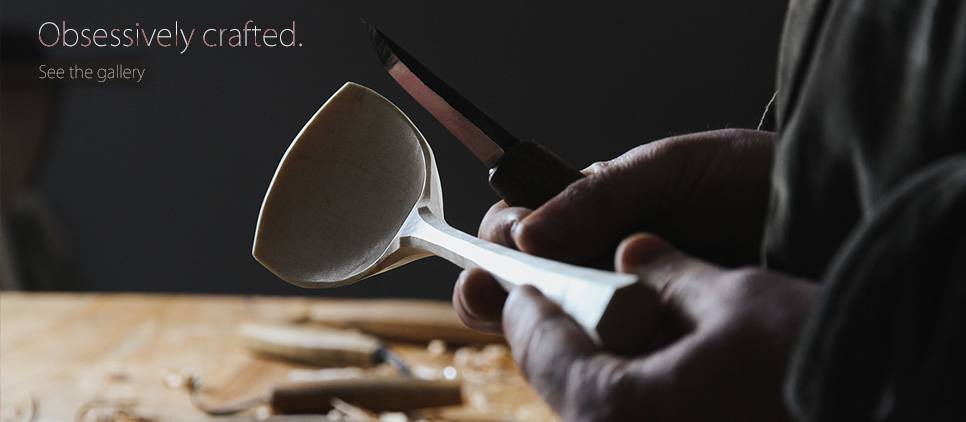 Obsessively Crafted Woodenware