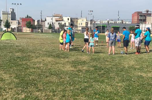 Cione Summer Camp Clinic