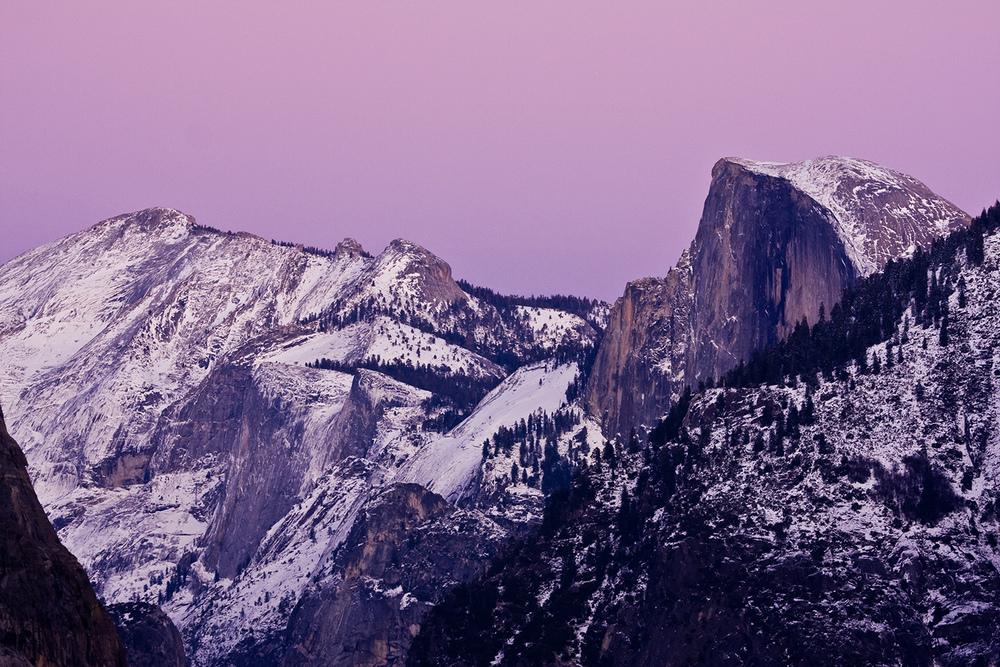 Expedición Yosemite, Paraíso en la tierra.