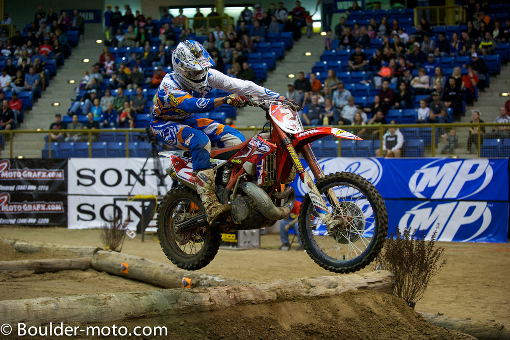 Cody Webb is flying high rolling into Washington.Leading the series with 3 rounds left. Denver EX