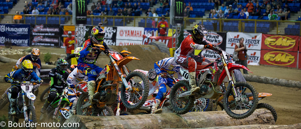 Denver main was strong for Haaker, but Blazusiak and Webb were not far behind.