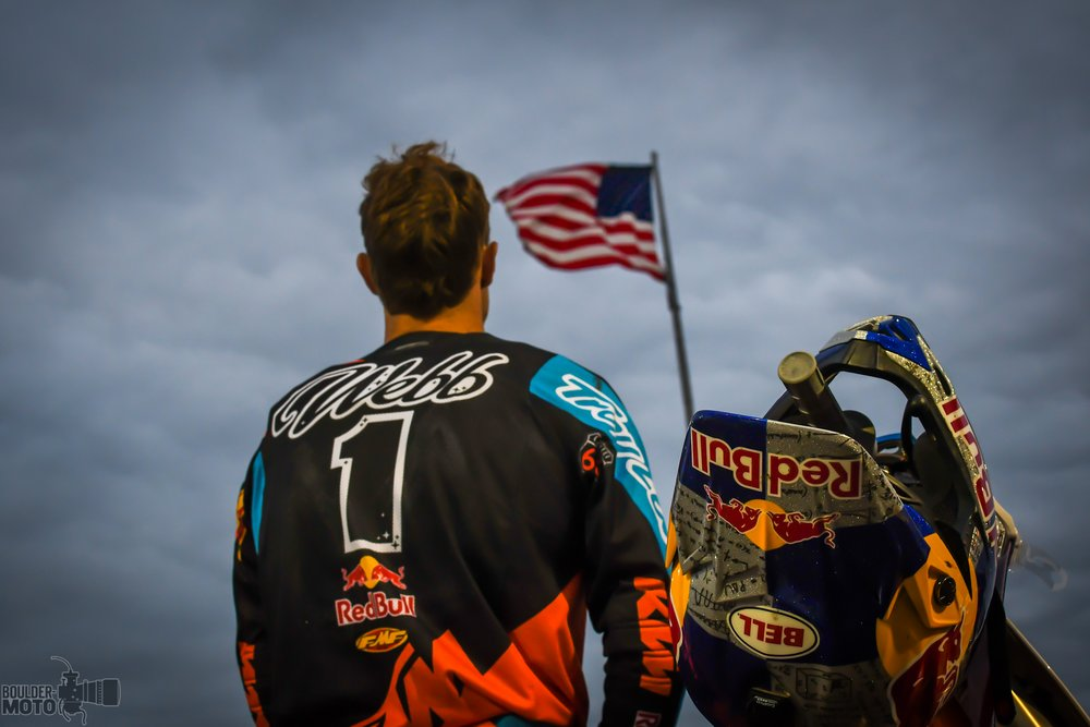 South Dakota was the first outdoor for the EnduroCross curcuit, Now we head to Phoenix for the first stop ever with new fans and the heat index reserved for those who like sun.