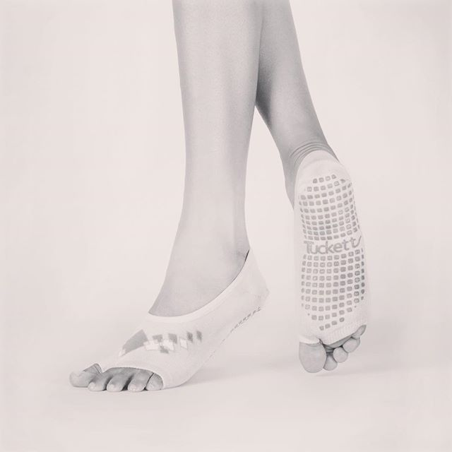 A hint of our New Spring Collection...what color would that be? #springcollection #pilatessocks #barresocks #yogasocks #yoga #pilates #barre #tuckettsforeveryone