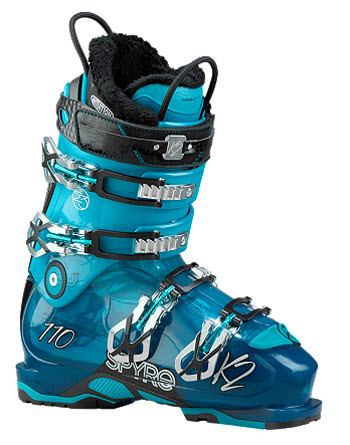 K2 Spyre 110  Womens ski boot