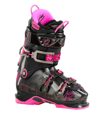 K2 Minnaret 100  Womens ski boot