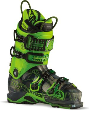 K2 Pinnacle 110 mens ski boot