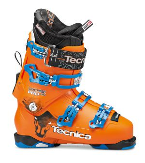 Tecnica Cochise Pro 130 mens ski boot