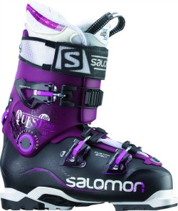Salomon Quest Pro 100 W  Womens ski boot