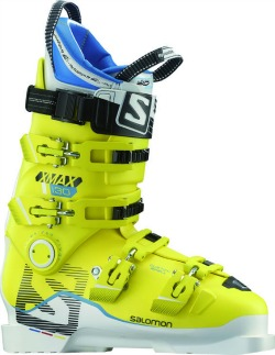 Salomon Xmax 130  mens ski boot