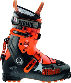 Atomic Backland Carbon  mens ski boot