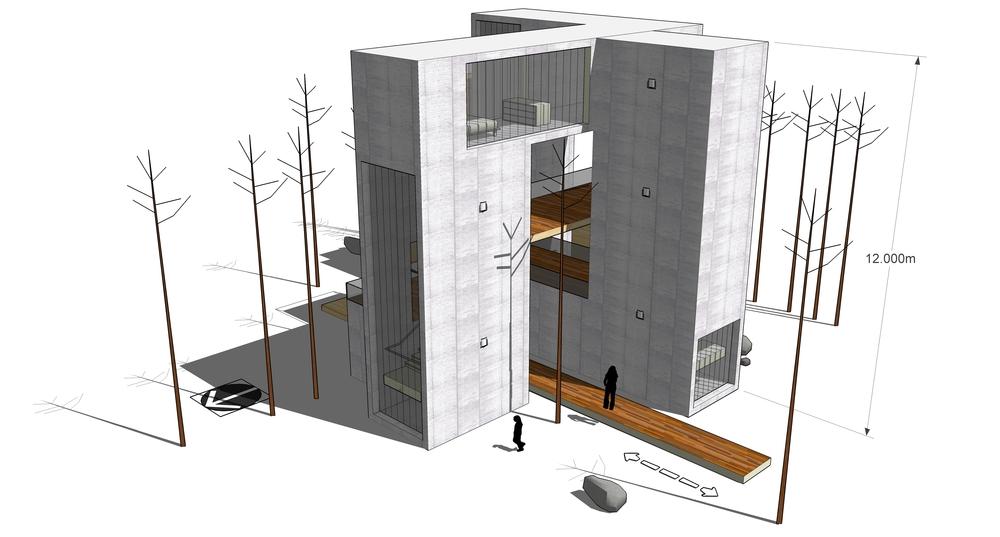 Diego del Castillo - Casa Lazo V - Ribbon House V (11).jpg