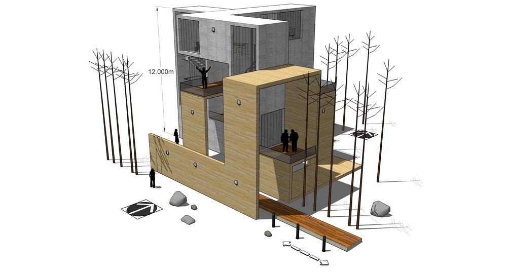 Diego del Castillo - Casa Lazo V - Ribbon House V (12).jpg