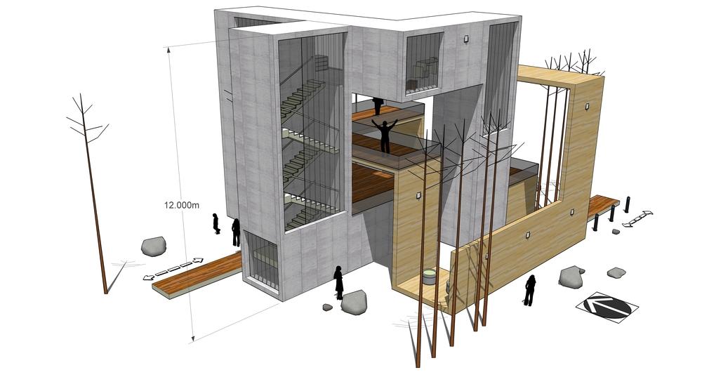 Diego del Castillo - Casa Lazo V - Ribbon House V (13).jpg