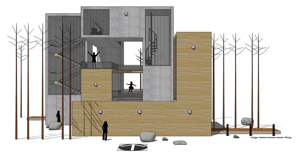 Diego del Castillo - Casa Lazo V - Ribbon House V (20).jpg