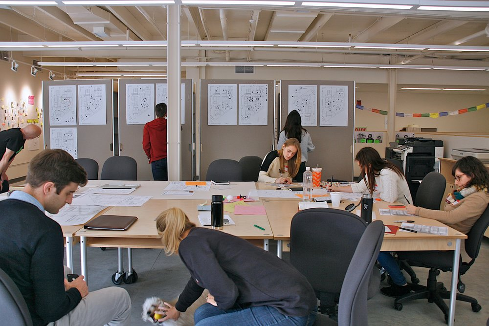 """At Milder Office, we provide ideas and furniture for work and learning environments. We look to join project planning early, and work closely with our clients and/or their architect to develop responsive solutions. In addition to 'hardware' for learning and working, Milder Office offers 'Learning Things' a workshop program and toolkit that helps a community of practice - e.g. students, faculty and staff - make sense of and upgrade their work and learning space.""   website:   www.milderoffice.com"