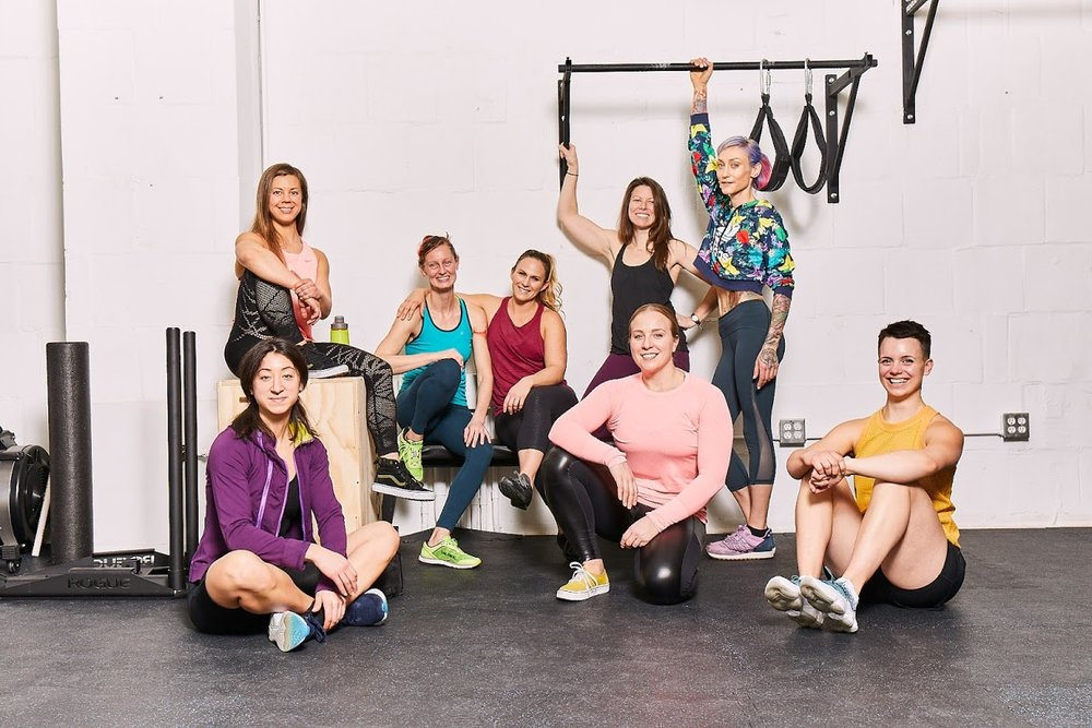 KG Strong is a woman-powered, body-positive strength studio located in the famous BOK building in South Philly. It is home to some of Philadelphia's most experienced and educated Kettlebell Instructors and strength coaches who are equally professional, fun and supportive. Offering private training, small group training, and open group classes in Kettlebells, Yoga, Core strength and more, there is something for everyone.    website:    kgstrongtraining.com