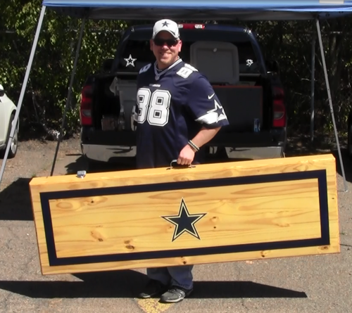 Dallas cowboys theme bar i brought the bar dcowboys2g watchthetrailerfo