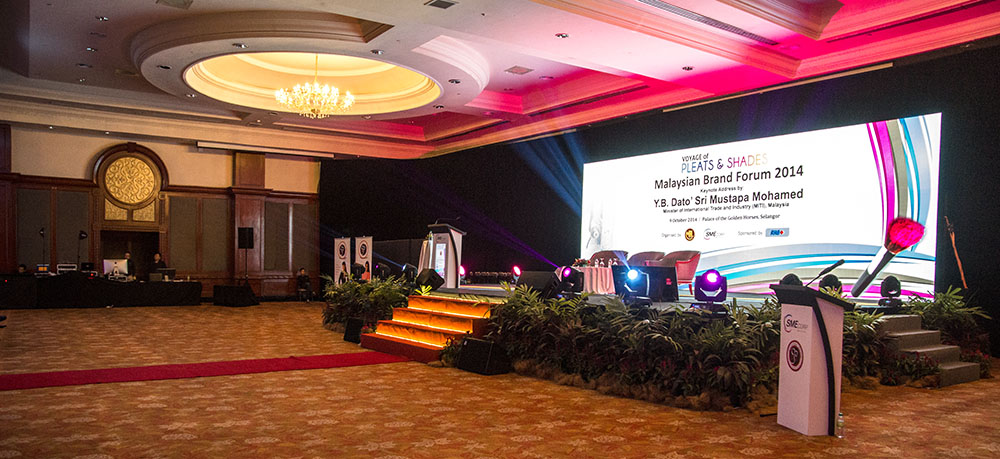 National Mark - Venue: Palace of the Golden Horses
