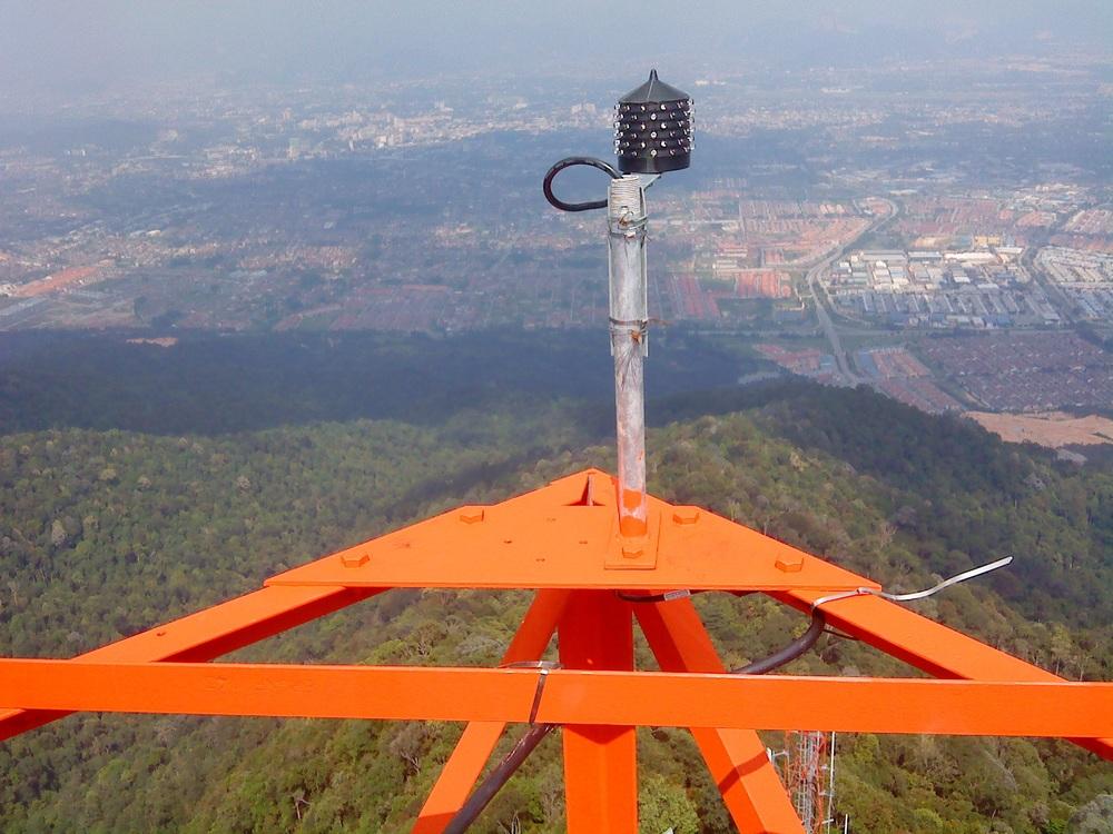 Li-3272-S Gunung Kledang, Malaysia