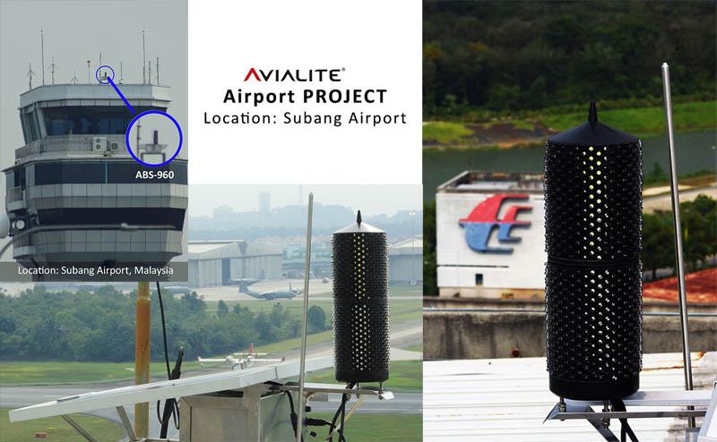 ABS-960 @Subang Airport Flight Control Tower