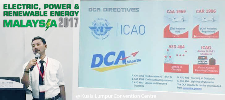 Guest Speaker for Avialite,Dr Zainul Giving a DCA talk on the importance of Aviation safety