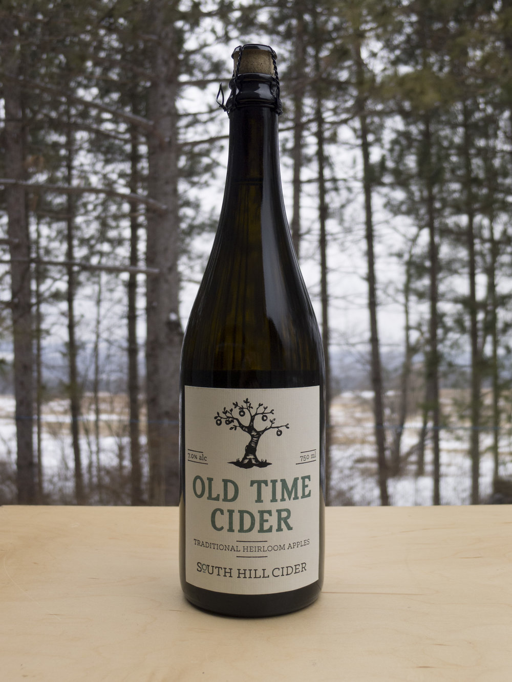 South Hill Cider - Old-Time Cider - Fingerlakes
