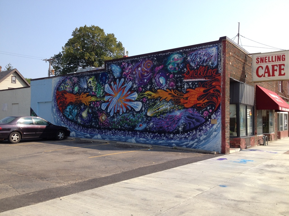 BLASTER, Convergence, 638 Snelling Avenue