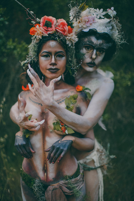 Human Animal Folktales