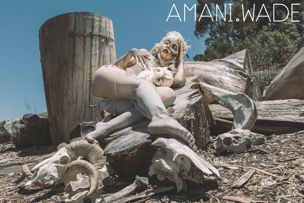 Model: Iris  Photographer: Amani Wade