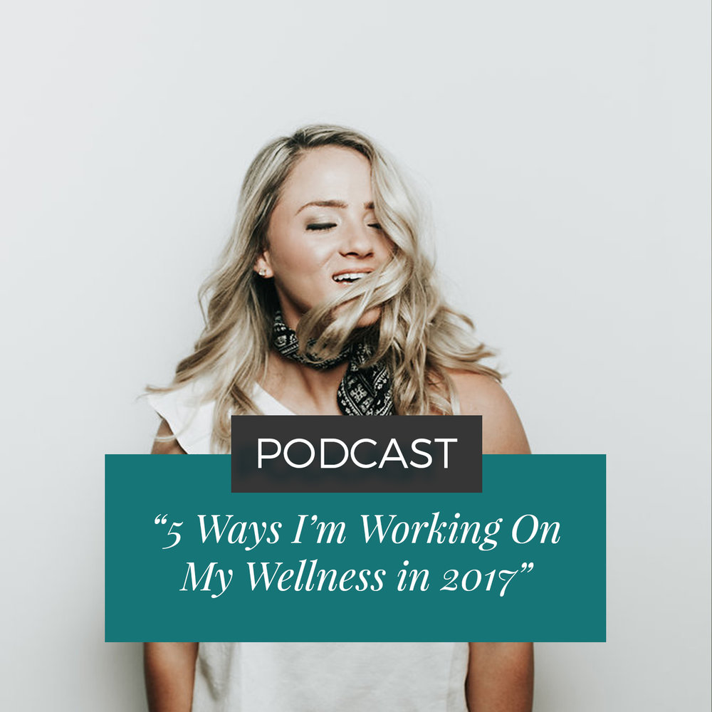 On this episode of Unleash the Entrepreneur I'm talking all about how I'm working on taking better care of myself lately so I can be a better coach, mentor, wife, dog-mom, and ultimately, a better ME. Listen Here →