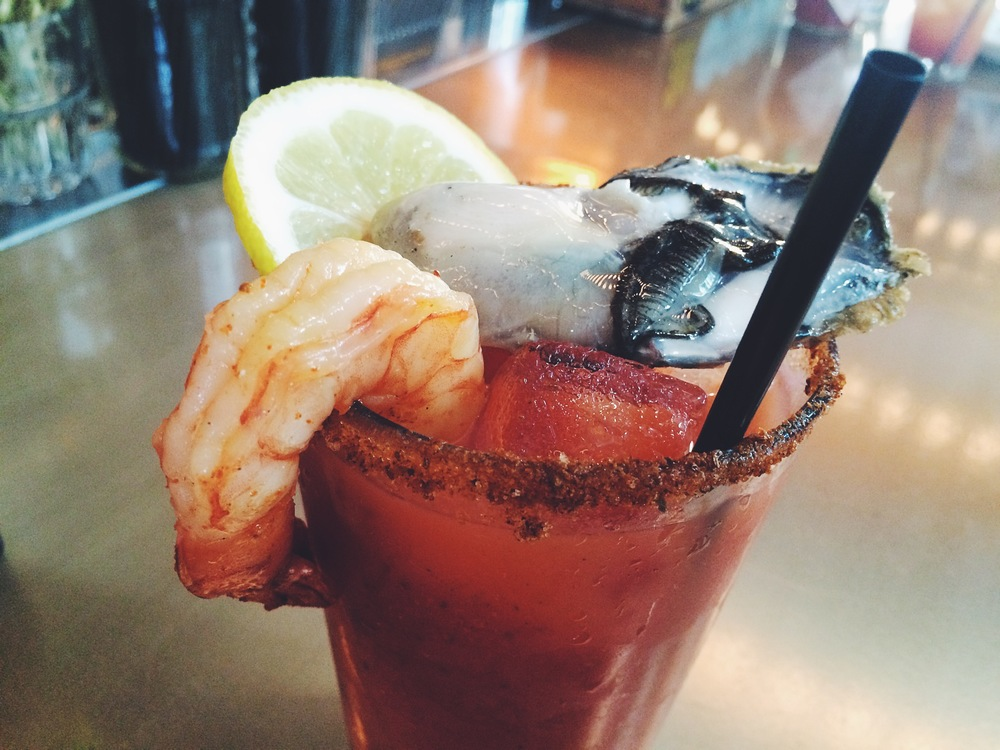 The Bloody Mary.