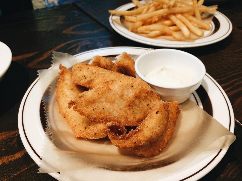 Fried Catfish!