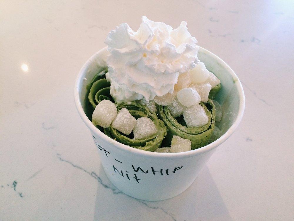 Green Tea!!