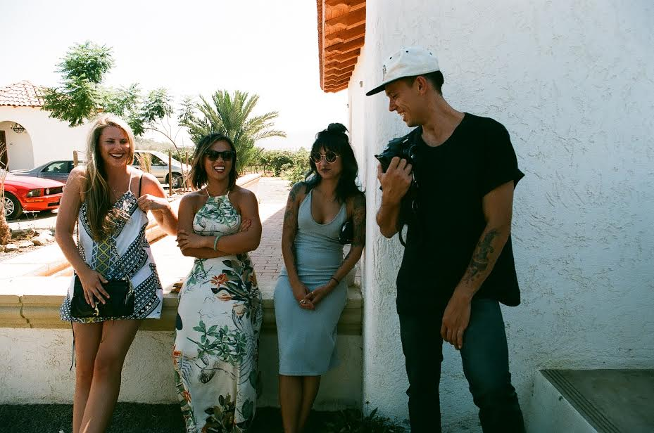 I went to Mexico for my first time with Mikey and family. Shot with my film camera.