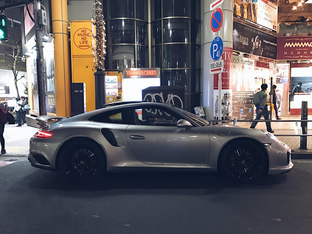 OOoh weee, Spotted this 911 turbo.