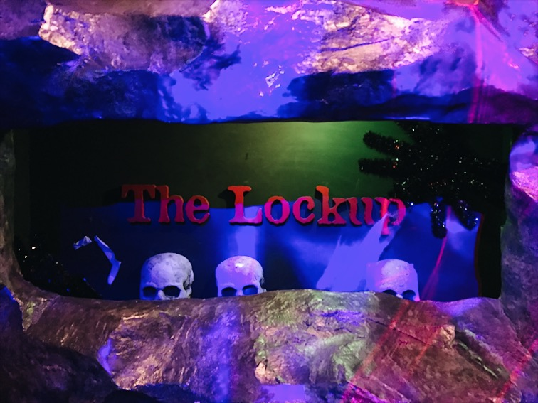 The Lockup.