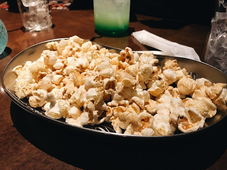 Their popcorn was the business!!!!!