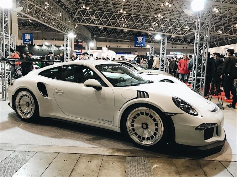 Tokyo Auto Salon.