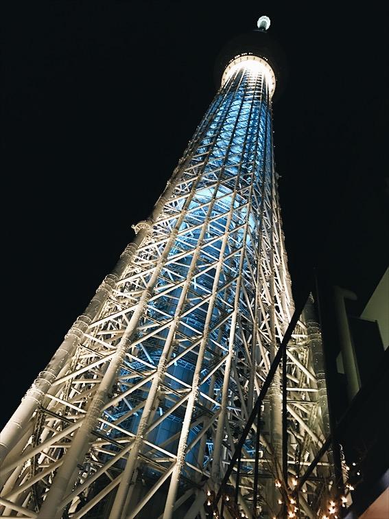 The Tokyo Sky Tree ya'll.