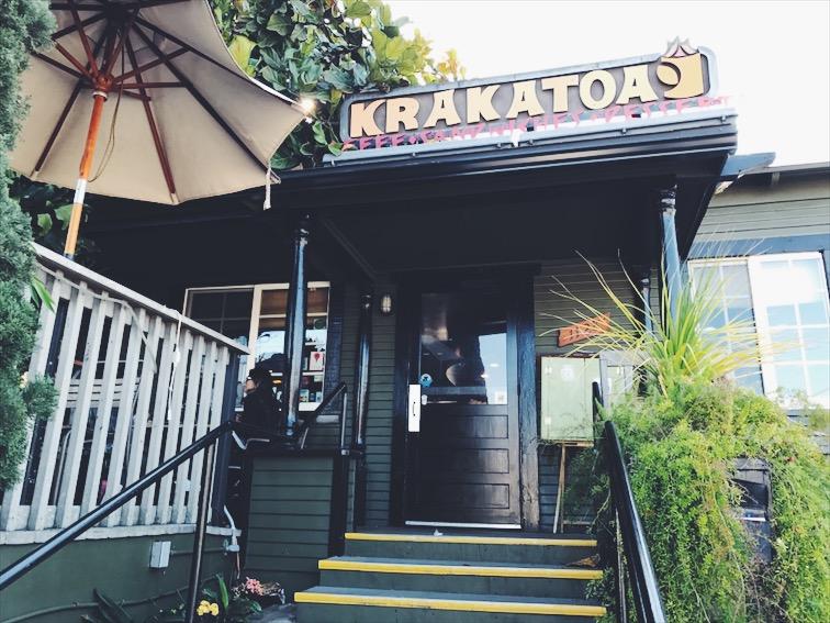 Welcome to Krakatoa.