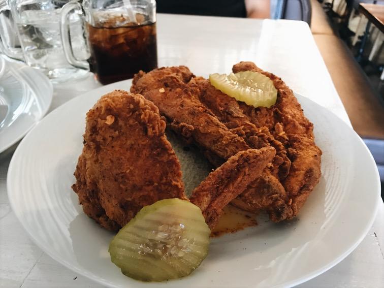 Nashville Hot, juicy fucking chicken!