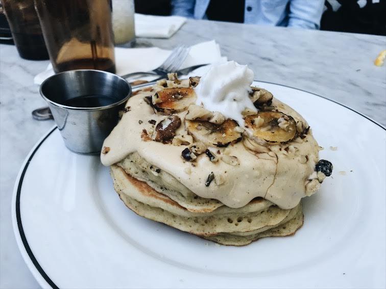 Magical!! Their Pancakes.