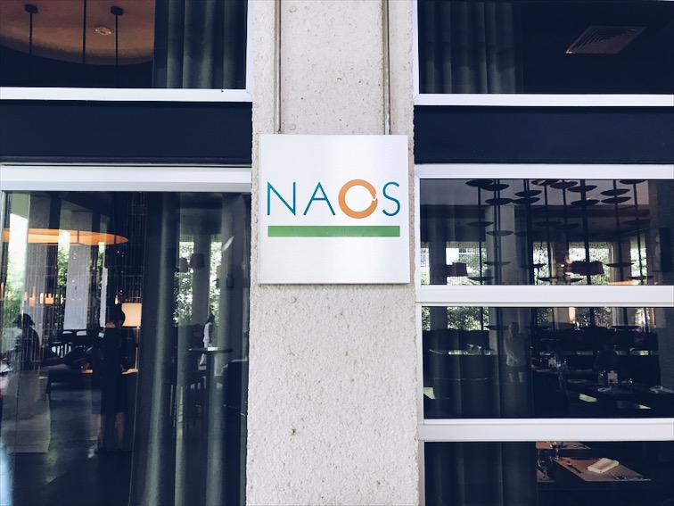 We ate at Naos quite often, one of the places we didn't need to make reservation. Food was good too.