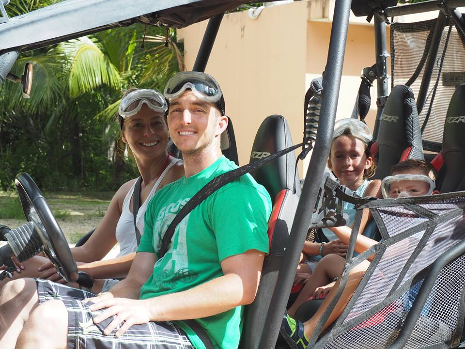 Photo courtesy of Rent Buggy Jungle Tour Playa Del Carmen.